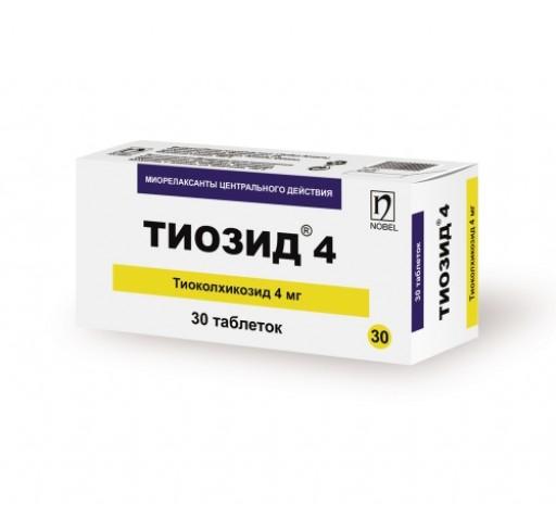 Тиозид® 4