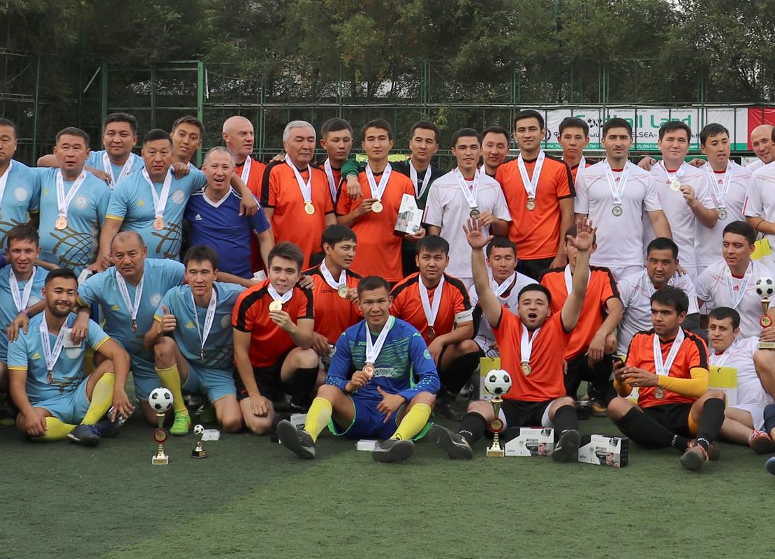Чемпионат Казахстана по футболу среди врачей