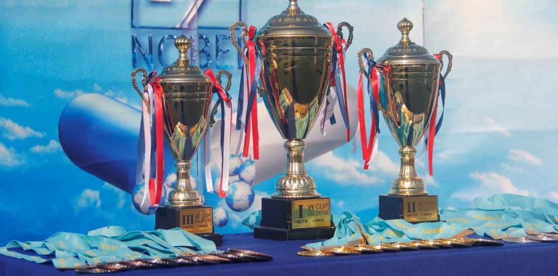 Футбольный турнир Nobel Cup 2016