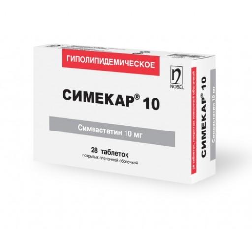Симекар® 10