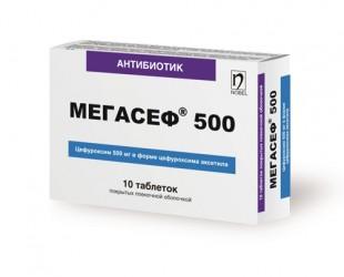 Мегасеф® 500