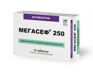 Мегасеф® 250