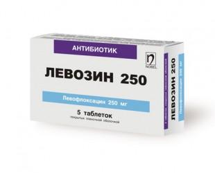 Левозин 250