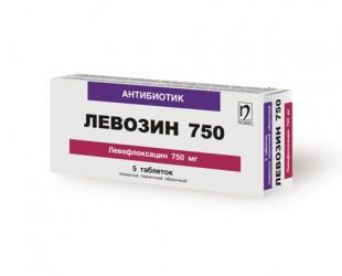 Левозин 750