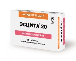 Эсцита® 20