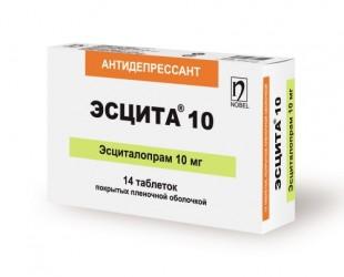 Эсцита® 10